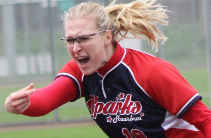 Foto's: Sparks Haarlem versus Olympia Haarlem